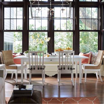 Picture of Escape Cottage 7 Piece Dining Set