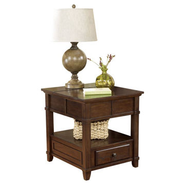 Sherwin Rectangular End Table T845-3