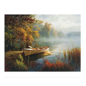 Picture of Astro Waterscape Boat Canvas