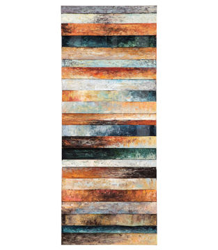 Picture of Odiana Multi Wood Metal Wall Panel