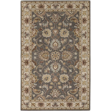 Picture of Caesar 5'X8' Area Rug in Charcoal