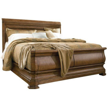 Picture of New Lou King Sleigh Bed