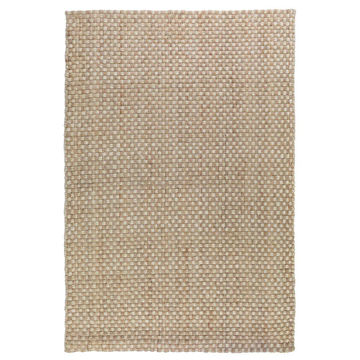 Picture of Basket Weave Natural and Bleach 8X10 Rug