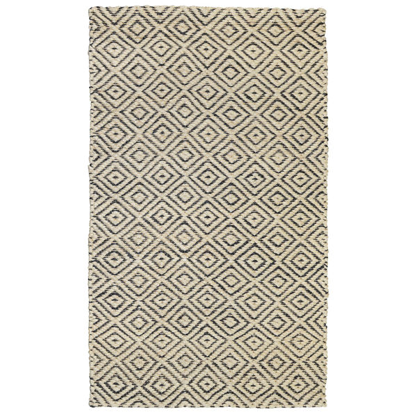 Picture of Artemis Bleach and Black 8X10 Rug