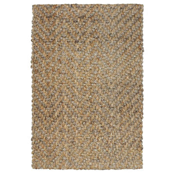 Picture of Herringbone Natural 8X10 Rug