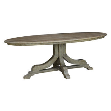 Picture of Aimee Oval Dining Table
