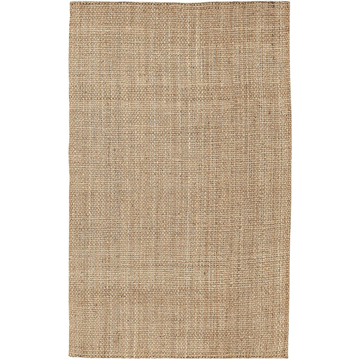Picture of Jute Woven Light Grey 5X8 Rug