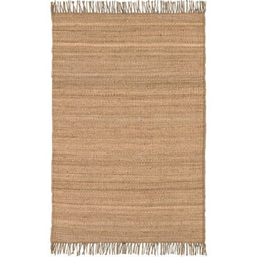 Picture of Jute Natural Woven 5X8 Rug