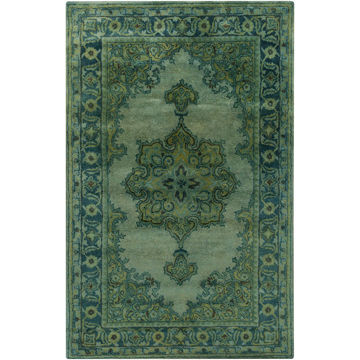 Picture of Mykonos Teal 5X8 Rug