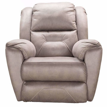 Picture of Graham Power Rocker Recliner in Grey