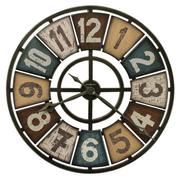 Picture of Prairie Ridge Large Wall Clock