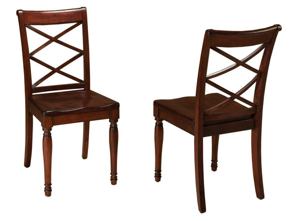 Picture of Cambridge Double X Dining Side Chair