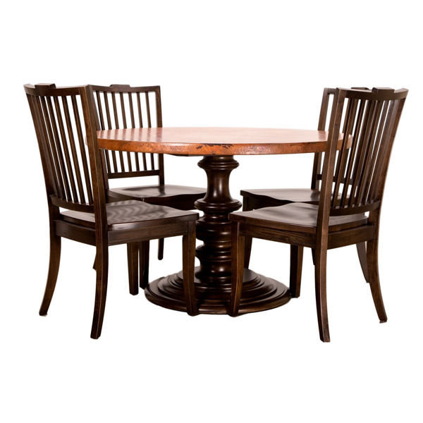 Picture of Copper 5 Piece Dining Room Set