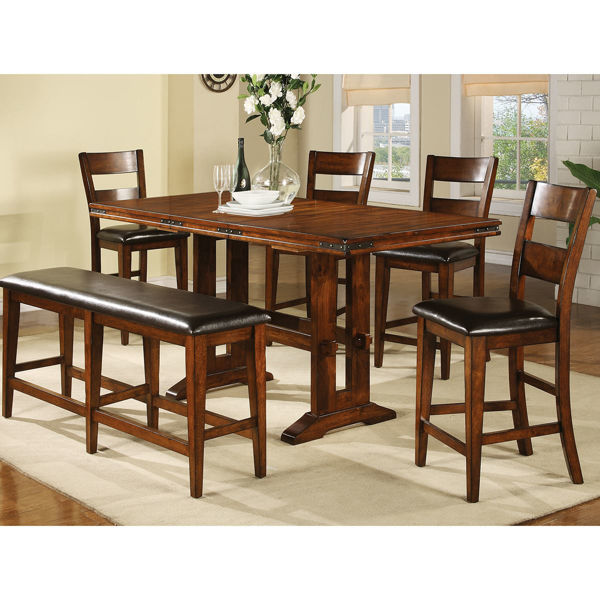 Picture of Mango 7 Piece Dining Set
