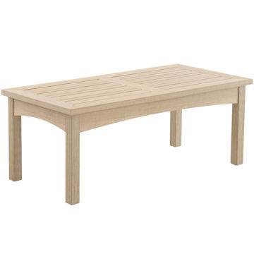 Picture of Delray Rectangle Cocktail Table