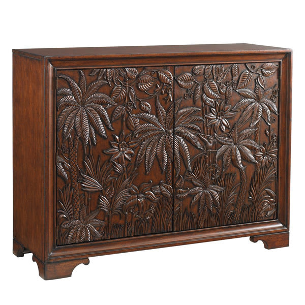 Picture of Landara Balboa Carved Door Chest
