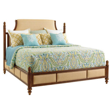 Picture of Orchid Bay King Upholstered Bed
