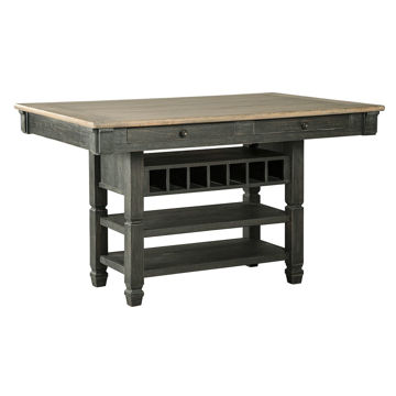 Picture of Antiquity Gray Counter Height Table