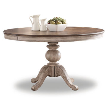 Picture of Plymouth Round Pedestal Table