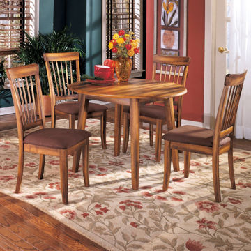 Picture of Napa Drop Leaf 3 Piece Dining Set