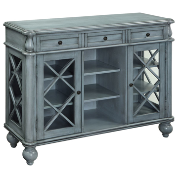 Picture of Three Drawer Two Door Credenza