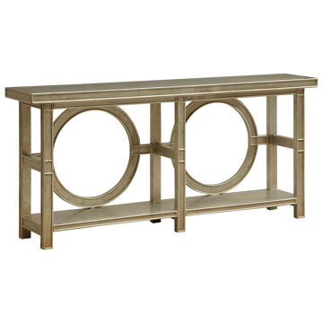 Picture of Circle Base Console Table