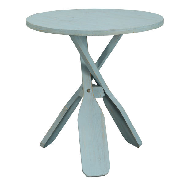 Picture of Oar Leg Accent Table