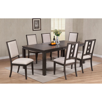 "Picture of Hartford 82"" 7 Piece Dining Set"
