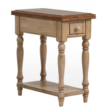 Picture of Quails Run Chair Side Table