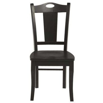Picture of Cape Cod Ebony Side Chair