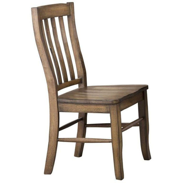 Picture of Carmel Rake Back Side Chair