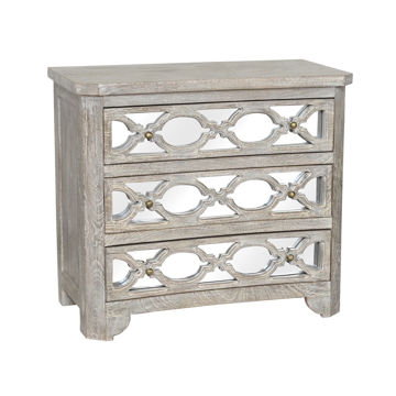 Picture of Davenport 3 Drawer Chest