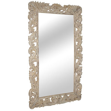 Picture of Sophia Carved Mirror