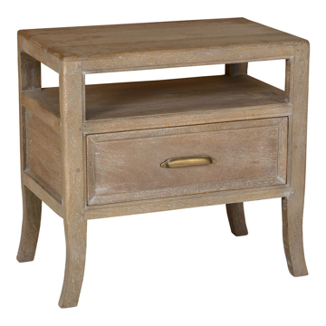 Picture of Francesca 1 Drawer Nightstand