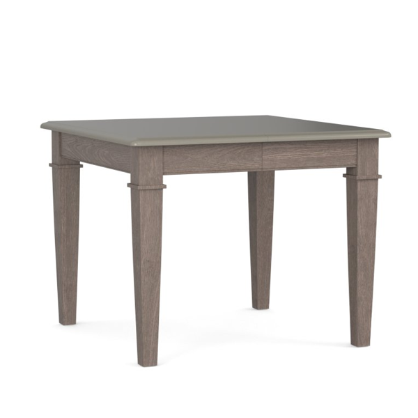 "Picture of 38"" Square Table"