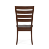 Bassett Custom Dining Side Chair Guilford Cherry 4469-0685 back view