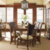 Picture of Grenadine Rectangular Dining Table