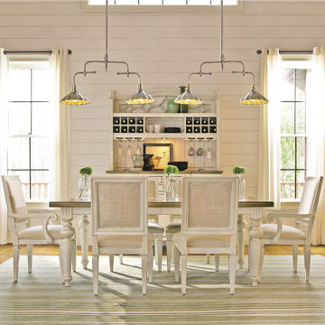 Summer Hill 9 Piece Dining Set Universal Furniture 987