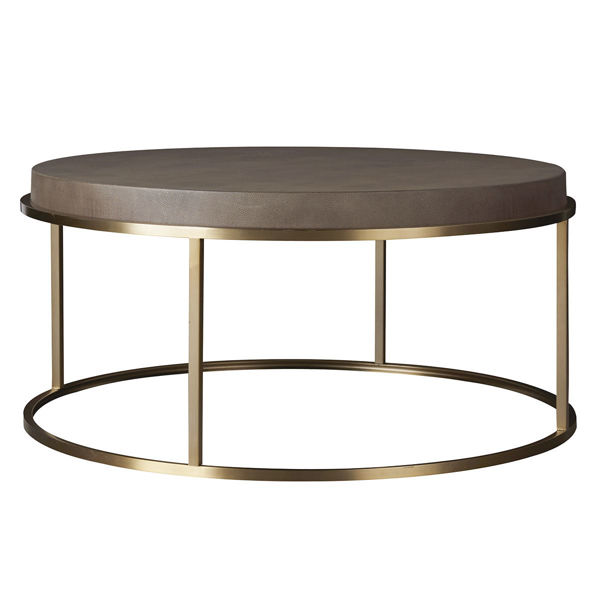 Picture of Modern Bennett Round Cocktail Table