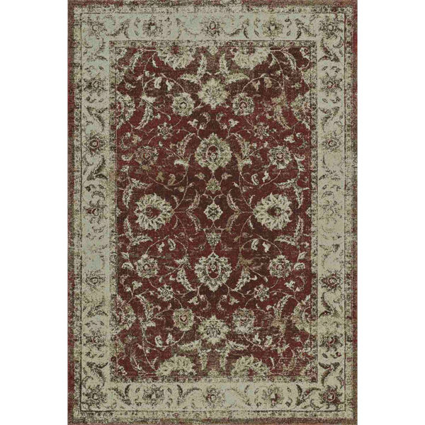 Picture of Geneva Paprika Area Rug
