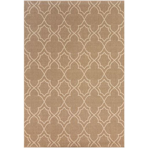 Picture of Alfresco Cream Area Rug