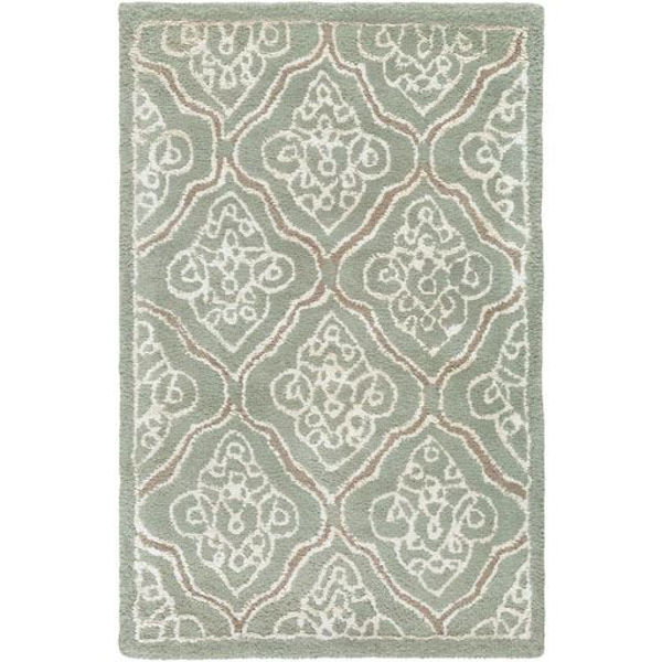 Picture of Modern Classics Grey Area Rug