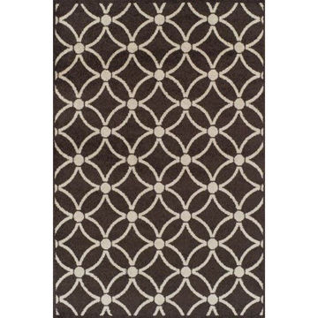 Picture of Marcello Chocolate Area Rug