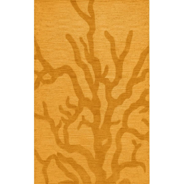 Picture of Paramount Honey Mustard Area Rug