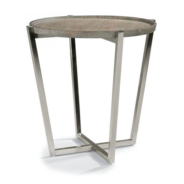 Picture of Platform Lamp Table