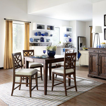 Picture of Trisha 5 Piece Dining Room Set