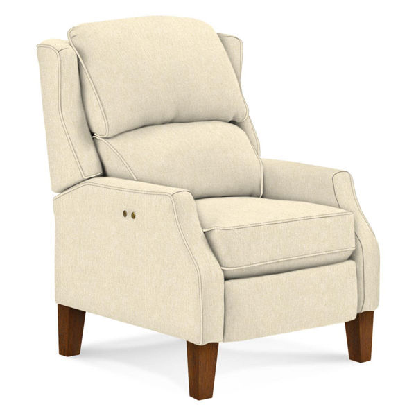 Picture of Pauley 3 Way Power High Leg Recliner