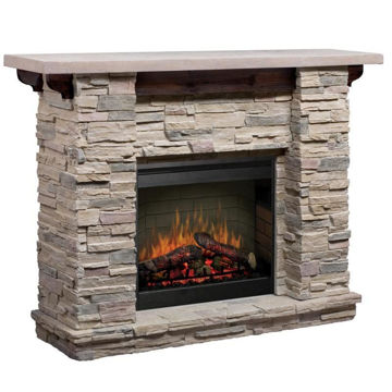 Picture of Featherston Mantel Fireplace