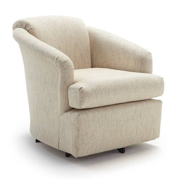 Picture of Cass Swivel Barrel Chair