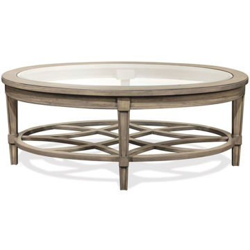 Picture of Parkdale Oval Coffee Table